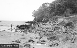 Oxwich, The Bay c.1960