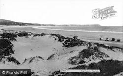 Oxwich, The Beach c.1960