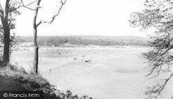 Oxwich, The Beach c.1965