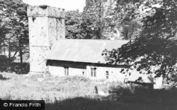 Oxwich, The Church c.1960