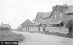 Oxwich, The Green c.1935