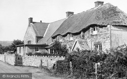Oxwich, The School House c.1957