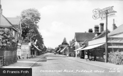 Paddock Wood, Commercial Road c.1955