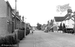 Paddock Wood, Commercial Road c.1960