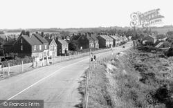 Paddock Wood, General View c.1955