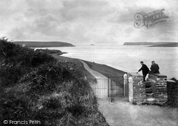 Padstow, Church Chapel Stile 1901