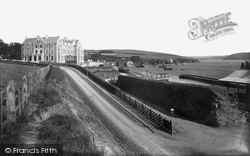 Padstow, South Western Hotel 1901