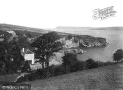 Padstow, St George's Well 1901