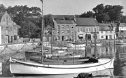 Padstow, the Harbour c1960