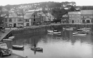 Padstow, the Quay 1938