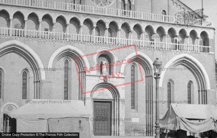 Photo of Padua, Basilica Of St Anthony, Façade 1938