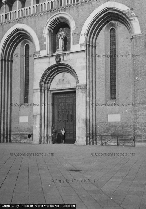 Photo of Padua, Basilica Of St Anthony, The Entrance c.1938