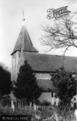 Pagham, Church Of St Thomas à Becket c.1965
