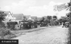 Sea Lane c.1955, Pagham