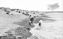 Pagham, The Beach c.1955