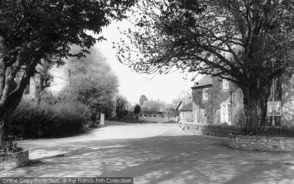 Photo of Pagham, the Entrance to Church Farm c1965