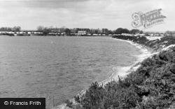 Pagham, The Lagoon c.1955