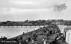 Bathing Tents c.1920, Paignton
