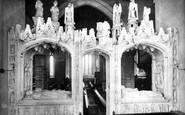 Paignton, Church Screen 1889