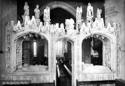 Church Screen, Chantry Chapel 1889, Paignton