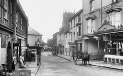 Church Street 1912, Paignton