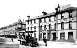 Paignton, Gerston Hotel 1907