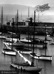 Paignton, Harbour 1922