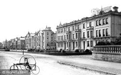Paignton, Park Hotel 1889