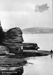 Preston Cliffs c.1920, Paignton