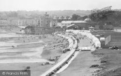 Paignton, Preston, Redcliffe Hotel 1924