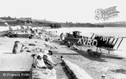 Preston Sands 1918, Paignton