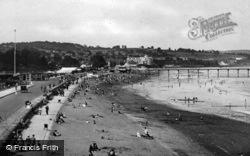 Preston South Beach c.1920, Paignton