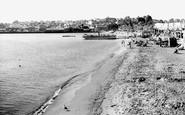 Paignton, Sands c1965