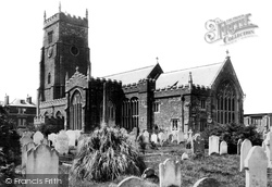 Paignton, St John's Church 1889