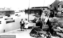 The Harbour 1922, Paignton