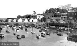 The Harbour c.1960, Paignton