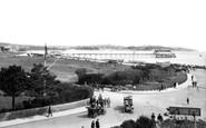 Paignton, the Seafront 1912