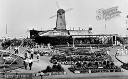 The Windmill, Entrance To Promenade c.1955, Paignton