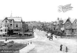 Paignton, Torbay Road 1896
