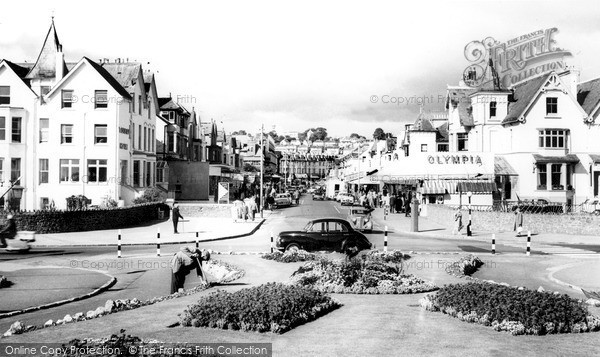 Photo of Paignton, Torbay Road c.1965