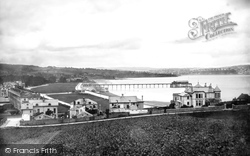 Town And Pier 1890, Paignton