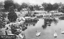 Victoria Park c.1920, Paignton