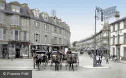 Victoria Street 1912, Paignton