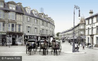 Paignton, Victoria Street 1912