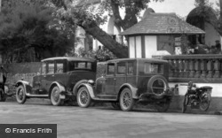 Vintage Cars 1928, Paignton