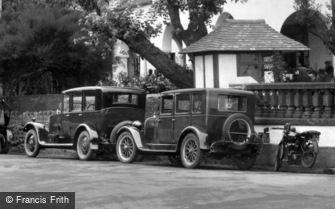 Paignton, Vintage Cars 1928