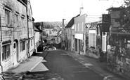 Painswick, Bisley Street c1960