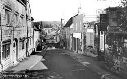 Painswick, Bisley Street c.1960