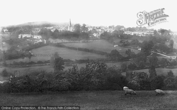 Painswick, General View 1901