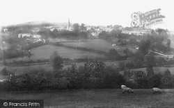 Painswick, General View 1901